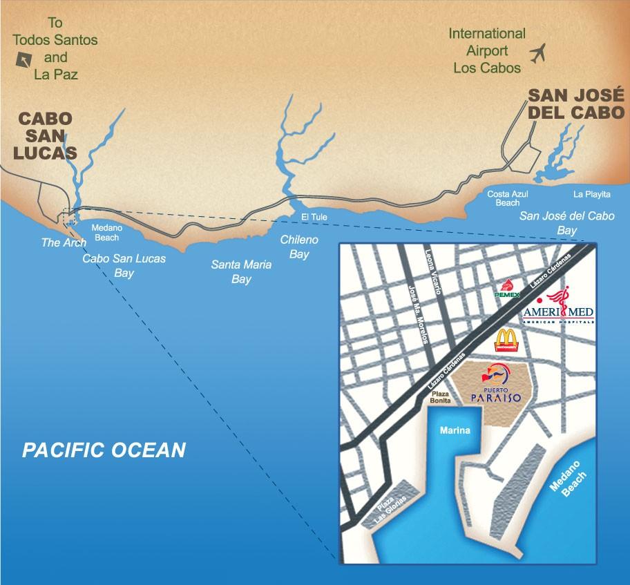 Amerimed-map